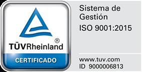 Certificado Sistema de Gestión de calidad