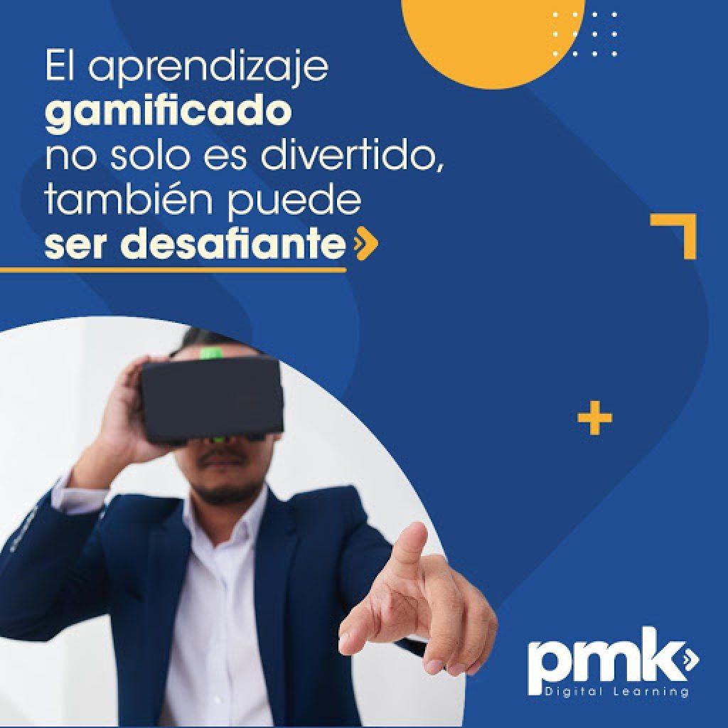 descubre cómo PMK puede maximizar el aprendizaje de tu fuerza laboral con el aprendizaje basado en juegos